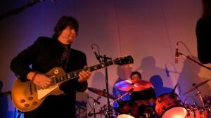 Mark Karan of RatDog Jam's With Deadbeat at Cancer Benefit!