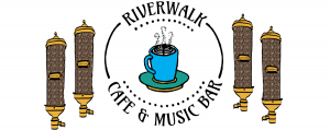 Riverwalk-Cafe-and-Music-Bar-Home-Page-Image-with-Coffee-Beans